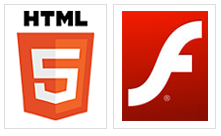 Flash and HTML5