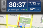 Healthier living through mobile location data