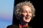 Margaret Atwood on solar flares and author needs