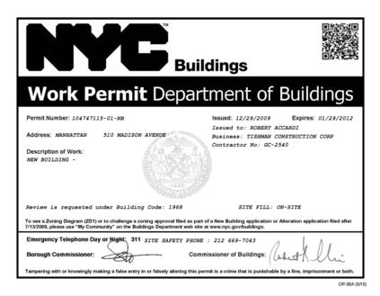 NYC QR code
