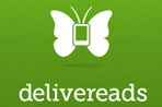 Delivereads curates content for your Kindle