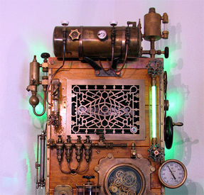 SteamPunk Frankenstein - By D. Mattocks by SteamPunk Frankenstein, on Flickr