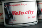 Velocity grows with more tracks, more topics and … bath products?