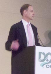 David Blumenthal at health care conference