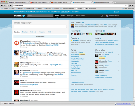 Twitter screen grab