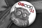 Open minds and open source community - OSCON reminds us to open up (again).