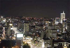 Seoul by night by Koshyk, on Flickr