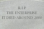 Is the enterprise dead as a tablet strategy?