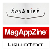 TOC Sneak Peek series: BookRiff, MagAppZine, LiquidText