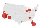 Visualization of the Week: Mapping U.S. Job Losses