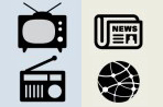 For local news, TV is dominant but the Internet is our digital future - A Pew survey of local news sources reveals the influence of social and mobile trends, along with a generation gap.