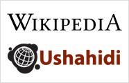 Wikipedia and Ushahidi