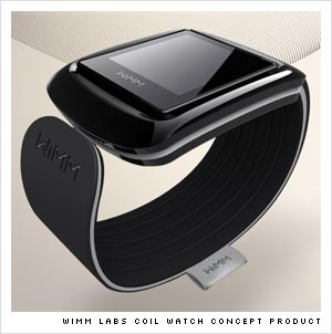 WIMM Labs concept watch