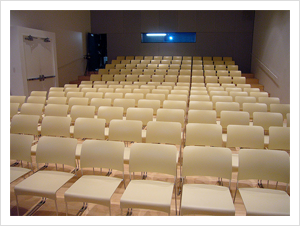 Empty new museum auditorium by ol slambert, on Flickr