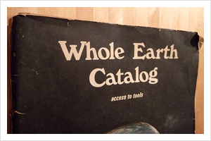 Whole Earth Catalog - Detail by akaalias, on Flickr
