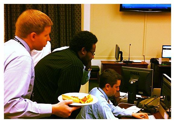 Congressional hackathon