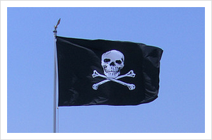 Jolly Roger by Joe Shlabotnik, on Flickr