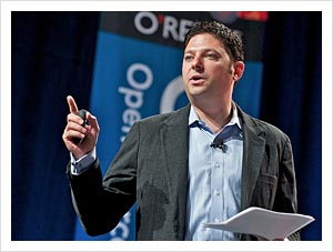 Bryan Sivak at OSCON 2010