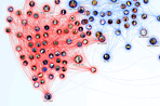 Visualization of the Week: Clustering your social graph