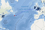 Visualization of the Week: Mapping the Titanic's passengers